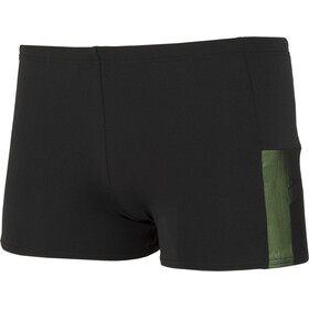 speedo Mesh Panel Aquashorts Herre black/green